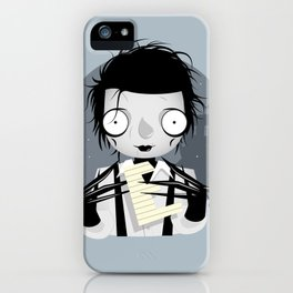 EDScissorhands iPhone Case