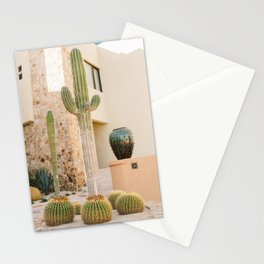 Cabo Cactus VII Stationery Cards
