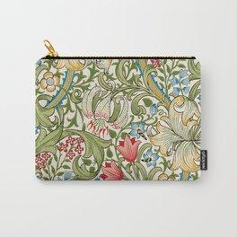 William Morris Art Nouveau Vintage  Carry-All Pouch