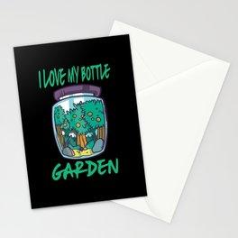 Garden - I Love My Bottle Garden Stationery Cards
