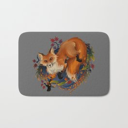 Sly Fox Spirit Animal Bath Mat