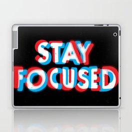 Stay Focused Laptop & iPad Skin