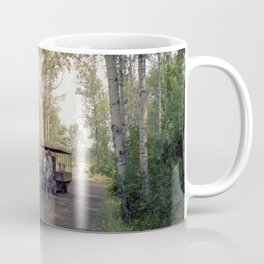 Raid Canada: Deux Chevaux at Fort William Coffee Mug