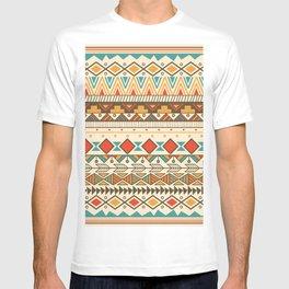 Aztec pattern 03 T-shirt