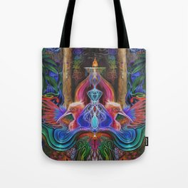 Lyra & the Creancients Tote Bag