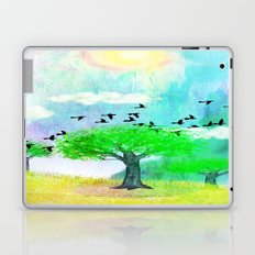 ONE SUNNY DAY - 049 Laptop & iPad Skin