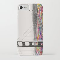 golden iPhone & iPod Cases featuring It's in the Water by Bianca Green