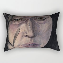 Kylo Ren The War Within Rectangular Pillow