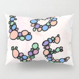 Neverending Circle Love Pillow Sham