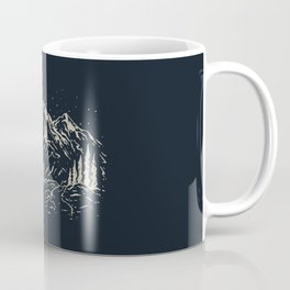 Mounain Forest Coffee Mug