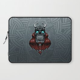 Valhalla Awaits Laptop Sleeve