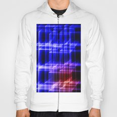 Electric squares Hoody