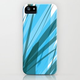 Blue bayou iPhone Case