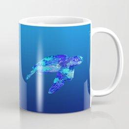 Underwater Sea Turtle Coffee Mug