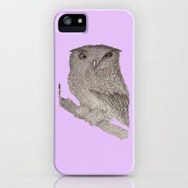 gufo iPhone Case