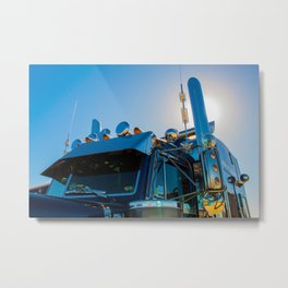Top Notch Metal Print
