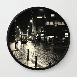 Night Train v2 Wall Clock