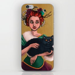 Lady decadence  iPhone Skin