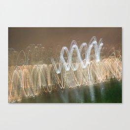 Bright Lights, Big City VI Canvas Print