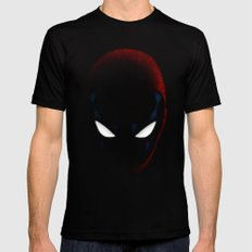 DEADPOOL! MEDIUM Black Mens Fitted Tee