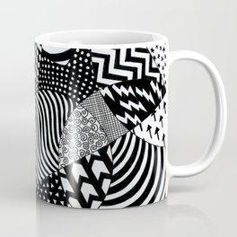Black & White Coffee Mug