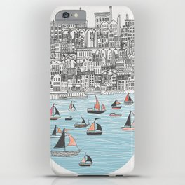 Joppa City of Refuge iPhone Case