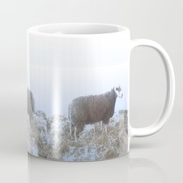 Solitude on straw Coffee Mug