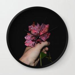 Corporeality Wall Clock