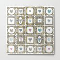 love heart frames by sharonturner