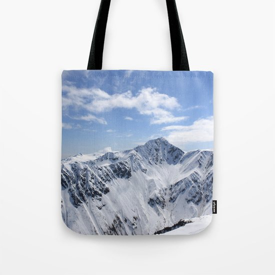 Lowell Point Tote Bag