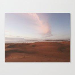 OCEANO DUNES ((2)) Canvas Print