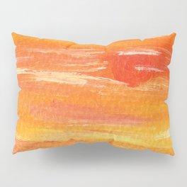 Fallen Sun Pillow Sham