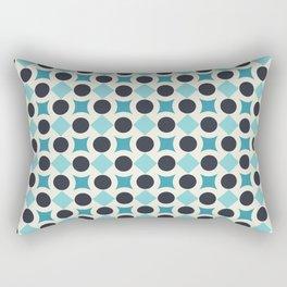 Bowling Alley Rectangular Pillow