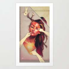 PHOTOSHOP Art Print