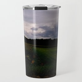 South Maple Street Corn Travel Mug