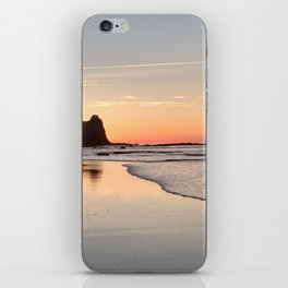 Sunrise at Black Rock, Luz-Lagos, Portugal iPhone Skin