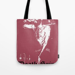 Death Grips Tote Bag