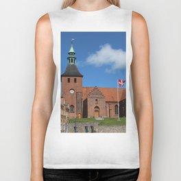 Vor Frue Kirke, Svendborg, Denmark Biker Tank