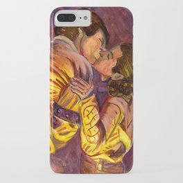 """Han and Leia """"I Love You"""" iPhone Case"""