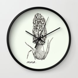 Morel. Wall Clock
