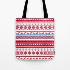 Eastern Lines Tote Bag