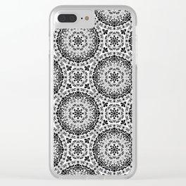 Zara in Black Clear iPhone Case