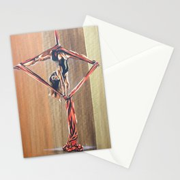 Inverted diamond Stationery Cards
