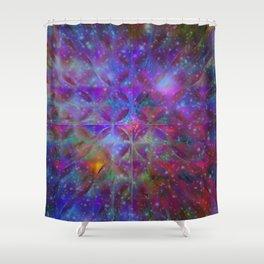 Universal Cobogó Shower Curtain