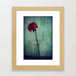 Red Velvet Framed Art Print