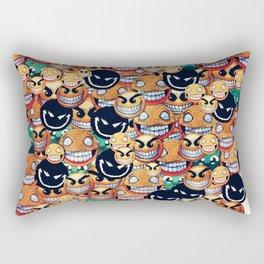 Emoji smile Rectangular Pillow