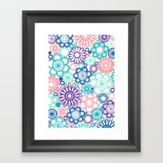 BOLD & BEAUTIFUL fresh Framed Art Print