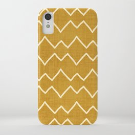 Urbana in Gold iPhone Case