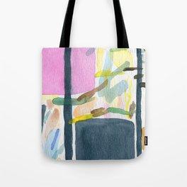 Abstract watercolor still life #2 Tote Bag