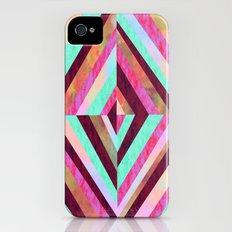 PATTERN {Diamond 001} iPhone (4, 4s) Slim Case